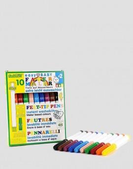 ÖKONORM Flamastry 5 mm 10 kolorów