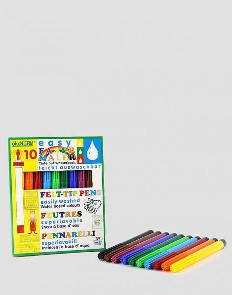 ÖKONORM Flamastry 4 mm 10 kolorów