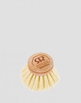 REDECKER Główka do drewnianej szczotki do mycia naczyń roślinna twarda mała