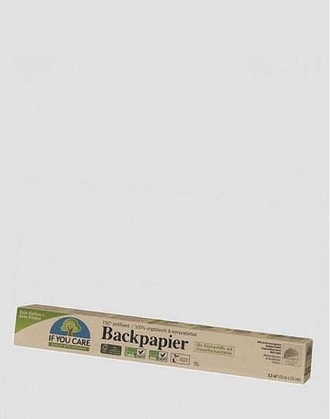 IF YOU CARE Ekologiczny papier do pieczenia w rolce 10 m