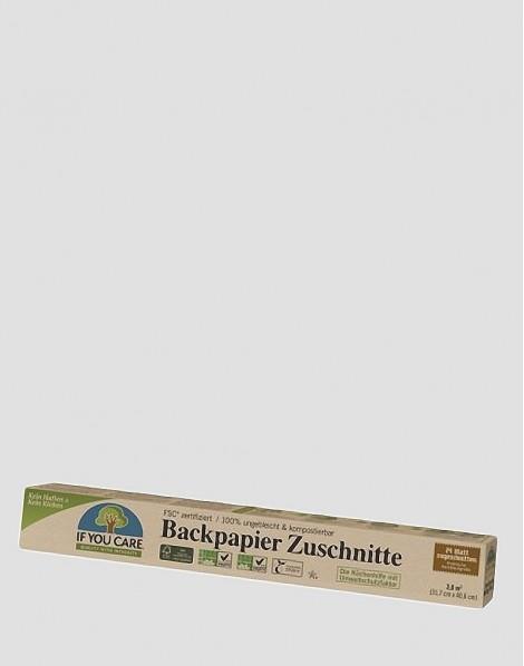 IF YOU CARE Ekologiczny papier do pieczenia w arkuszach 24 szt.