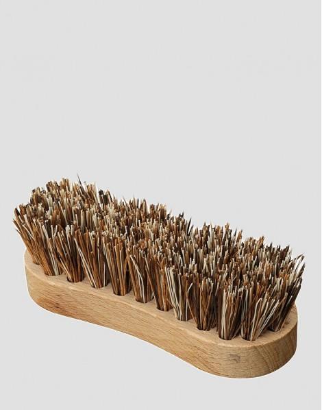 REDECKER Drewniana szczotka do szorowania roślinna bardzo twarda