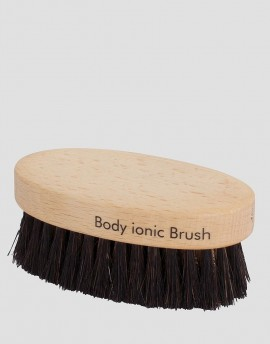 REDECKER Drewniana szczotka do masażu ciała na sucho naturalna jonizująca mała